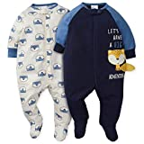 Unknown baby boys 2-pack 'N Play Sleepers, Awesome Fox, 3-6 Months US