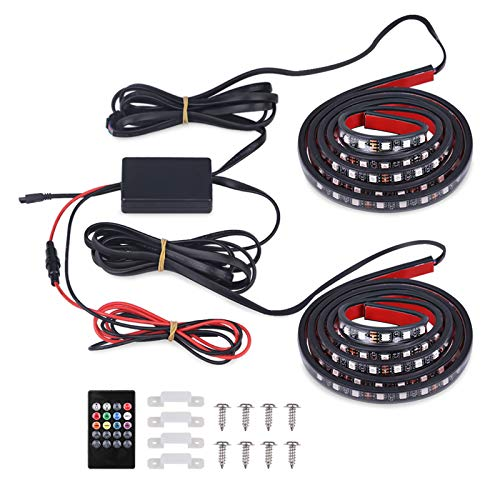 VANJING RGB LED Truck Bed Light