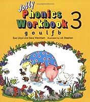 Jolly Phonics Workbook by Sue Lloyd Sara Wernham(1995-03-01)