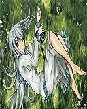 babero punto de cruz -Anime dibujos animados chica linda japonesa sexy juego- cuadros en punto de cruz graficos punto de cruz gráficos, kits de punto de cruz. gráficos y kits de kits punto de cru