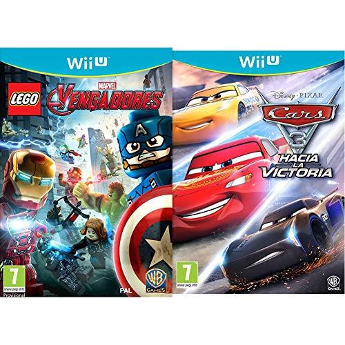Warner Bros. Entertainment LEGO Vengadores - Edición Estándar - Nintendo Wii U + Interactive Spain Cars 3