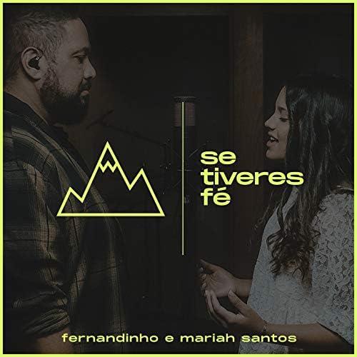 Fernandinho & Mariah Santos
