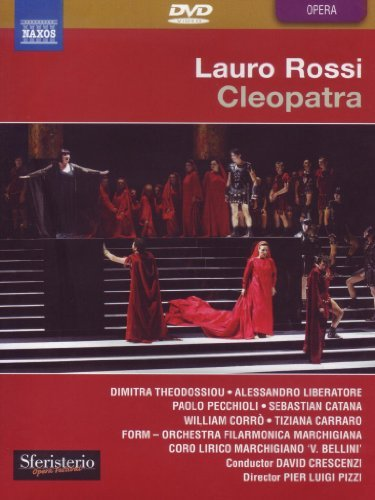Cleopatra, Melodrama in Four Acts by Lauro Rossi (Macerata Sferisterio Festival 2008) by Dimitra Theodossiou