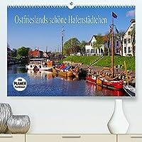 Ostfrieslands schoene Hafenstaedtchen (Premium, hochwertiger DIN A2 Wandkalender 2022, Kunstdruck in Hochglanz): Eine Reise entlang der deutschen Nordseekueste (Geburtstagskalender, 14 Seiten )