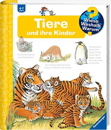 Wieso? Weshalb? Warum? Tiere und ihre Kinder (Band 33) (Wieso? Weshalb? Warum?, 33)