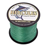 Hercules Super Strong 1000M 1094 Yards Braided Fishing Line 60 LB Test