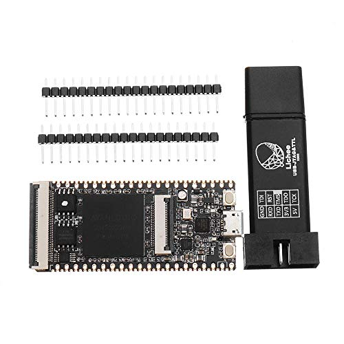 Elektronisches Zubehör 64 Mbit SDRAM Onboard FPGA Downloader Dual Flash Core Board RISC-V Entwicklungsboard Mini PC + FT2232D JTAG USB RV Debugger für Lichee Tang Elektronikteile Elektronikzubehör