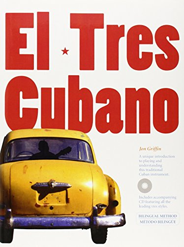 Jon Griffin: El Tres Cubano (Book & CD)