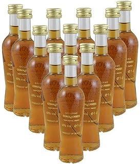 Courvoisier VSOP Exclusif Cognac 5cl Miniatur - 12 Pack