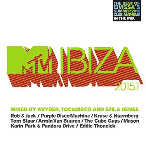 Mtv Ibiza 2015.1 Mixed By Kryder,Tocadisco & Phil