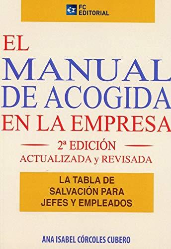 Manual de acogida en la empresa 2ºed