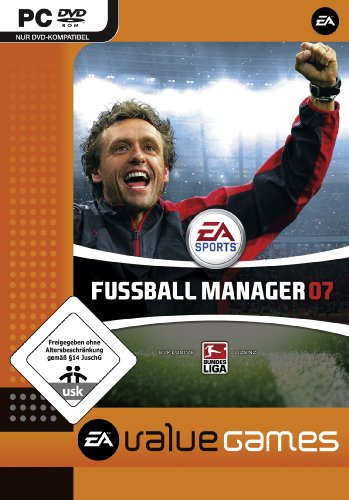 Fussball Manager 07 [EA Value Games]