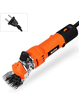 KKmoon 680W 220V 6 Gears Speed Electric Sheep Goat Shearing Machine Trimmer Tool Wool Scissor Cut Machine With Box Color S...