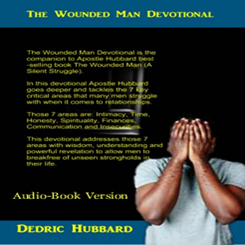 The Wounded Man audiobook cover art