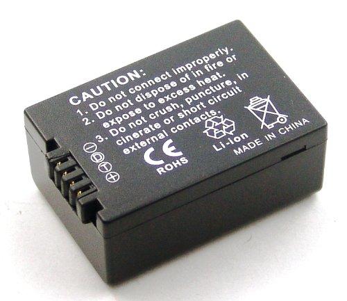 Akku kompatibel mit Panasonic Lumix DMC-FZ100, DMC-FZ100GK, DMC-FZ100K, DMC-FZ150, DMC-FZ150GK, DMC-FZ150K, DMC-FZ40, DMC-FZ40GK, DMC-FZ40K, DMC-FZ45, DMC-FZ47, DMC-FZ47GK, DMC-FZ47K, DMC-FZ48