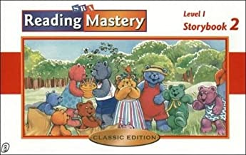Reading Mastery Classic Level 1, Storybook 2 (READING MASTERY SIGNATURE SERIES)