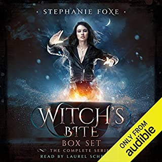 Witch's Bite Box Set: The Complete Series cover art