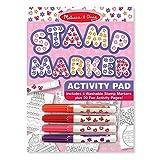 Melissa & Doug Stamp Marker Activity Pad - Pink