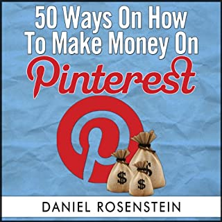50 Ways To Make Money On Pinterest cover art