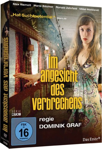 In Face of the Crime (Series 1) - 4-DVD Box Set ( Im Angesicht des Verbrechens ) ( In Face of the Crime - Series One ) [ NON-USA FORMAT, PAL, Reg.0 Import - Germany ] by Max Riemelt