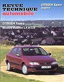 Revue technique de l'Automobile numéro 609.1: Citroën Xsara, essence 1.4 , 1.8