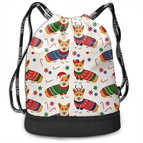 engzhoushi Mochila de Cuerda,Bolsa de Cuerdas Drawstring Bulk Bags Cinch Sacks Backpack Pull String Bags Jeep Girl
