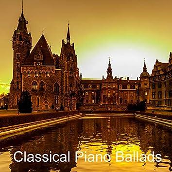 Classic Piano Ballads