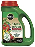 Miracle-Gro Continuous Release Plant Food Plus Calcium 3002610 Shake...