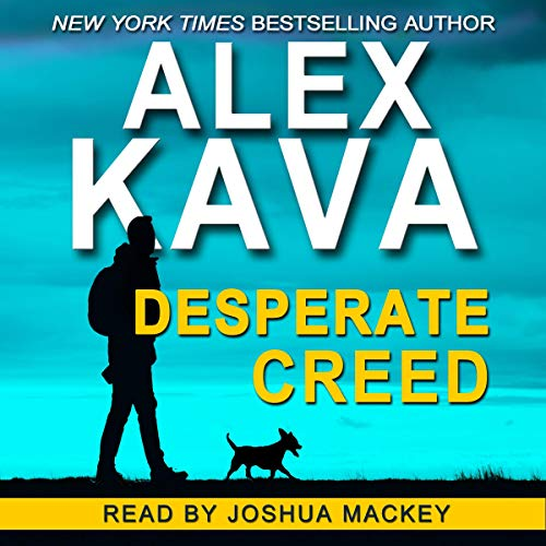 Desperate Creed Audiobook By Alex Kava cover art