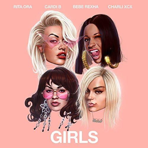 Rita Ora feat. Cardi B, Bebe Rexha & Charli XCX