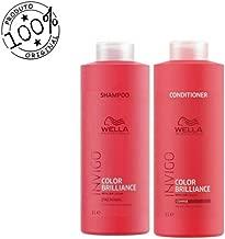 Kit Wella Professionals Invigo Color Brilliance Shampoo +