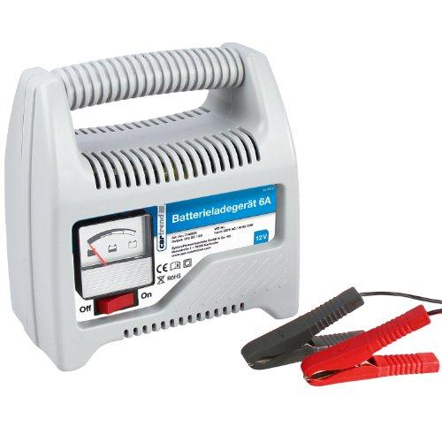 Cartrend 7740006 Batterieladegerät 6 Ampere