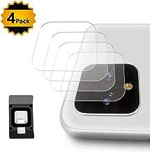 Pleson Google Pixel 4/4 XL Camera Lens Protector, [4...