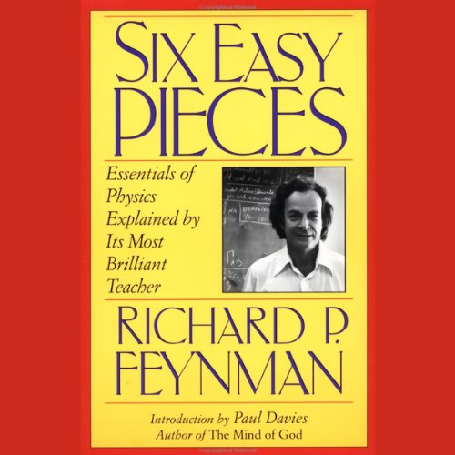 Six Easy Pieces audiobook cover art