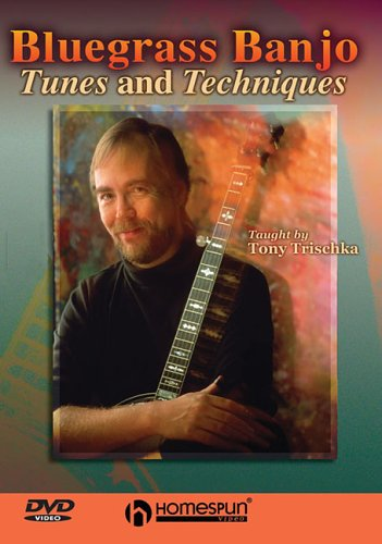 Bluegrass Banjo Tunes and Techniques Alemania DVD