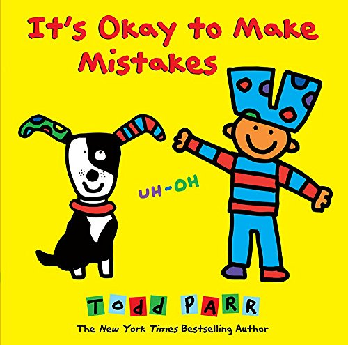 Image of It's Okay to Make Mistakes