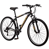 Schwinn High Timber Youth/Adult Mountain Bike, Steel Frame,...