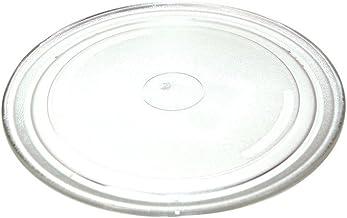 Bandeja giratoria para microondas, color blanco, de la marca First4Spares.