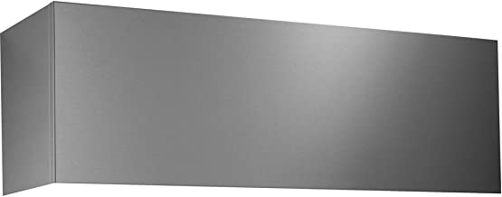 Broan 12 in. Soffit Flue Cover for 48-inch E60000 Series - Stainless Steel