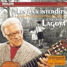 Best alexandre lagoya jeux interdits Reviews