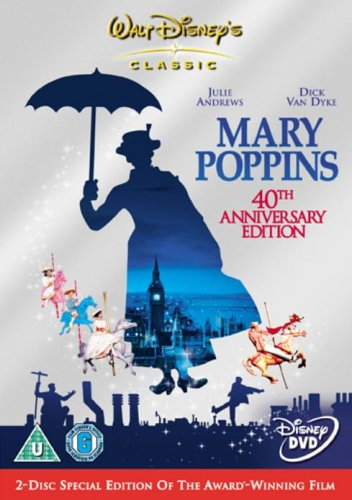 Mary Poppins [Reino Unido] [DVD]