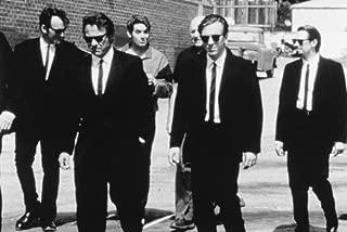 Reservoir Dogs iconic 24x36 Movie Poster Harvey Keitel & gang walking in street