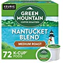 72-Count Green Mountain Roasters Nantucket Blend K-Cup Coffee Pods