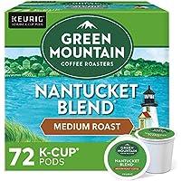72-Count Green Mountain Coffee Roasters Nantucket Blend Single-Serve Keurig K-Cup Pods (Medium Roast Coffee)