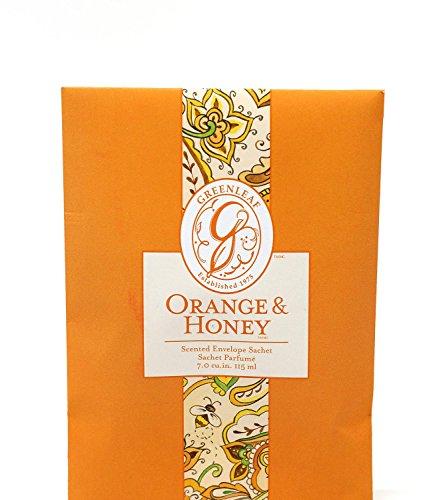 Duftsachet Orange & Honey (Größe l = je 115 ml)