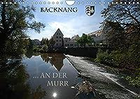 Backnang an der Murr (Wandkalender 2022 DIN A4 quer): Eindruecke und Stimmungen von Fluss und Landschaft (Monatskalender, 14 Seiten )