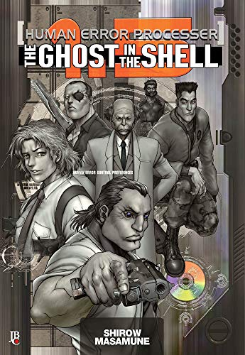 The Ghost in the Shell Human Error Processer - Vol.1.5