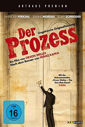 Der Prozess [2 DVDs]