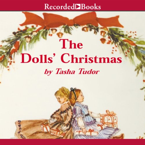 The Dolls' Christmas audiobook cover art