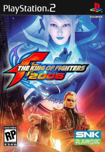 King of Fighters 2006 - PlayStation 2 by SNK NeoGeo